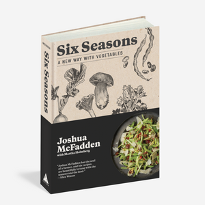 Six Seasons: A New Way with Vegetables Book