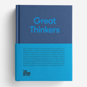Great Thinkers Book