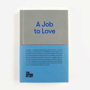 A Job to Love Book