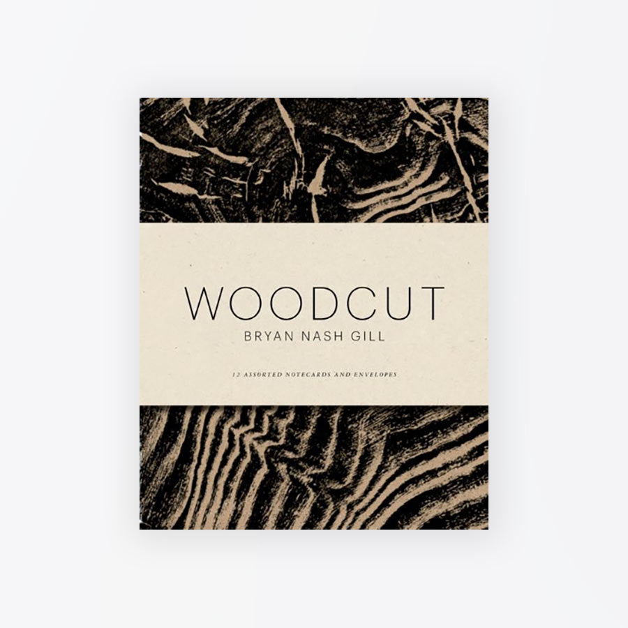 Woodcut Greeting Cards (12-Pack)