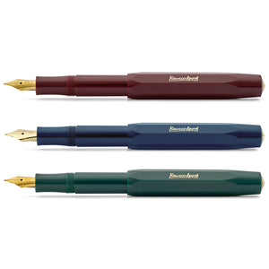 Kaweco Classic Sport Fountain Pen - Medium Nib