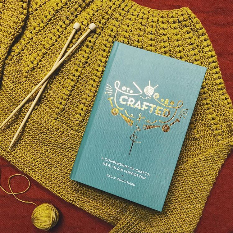 Crafted: A Compendium of Crafts Book