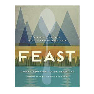Feast Recipes and Stories Book