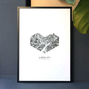 Great City Print
