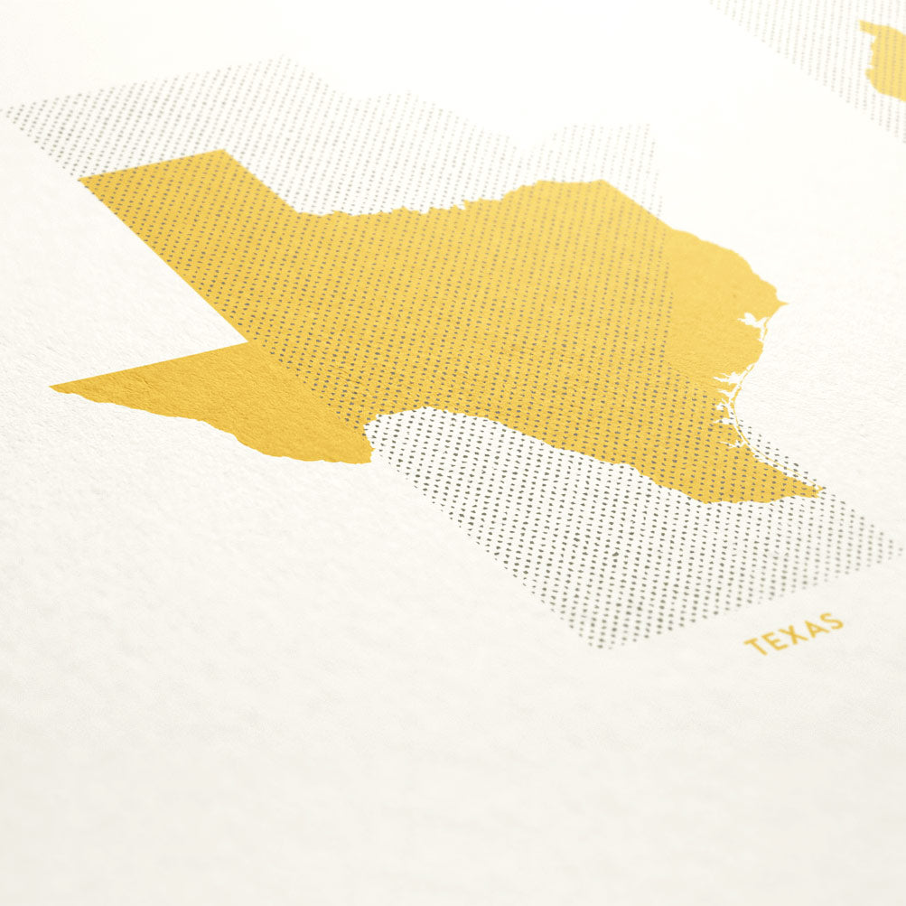 Manitoba vs The World Screenprint