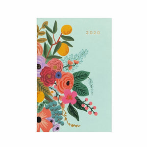 2020 12-Month Pocket Agenda