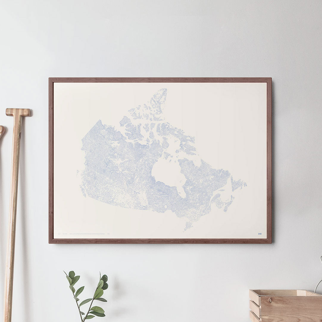 Rivers of Canada Print