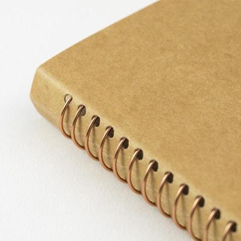 TRC Spiral Ring Notebook - DW Kraft