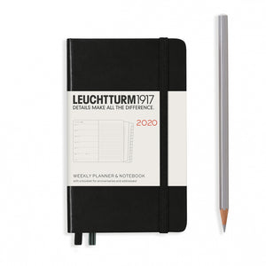 Weekly Planner + Notebook A6 (Pocket)