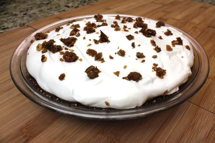 Buckeye Cream Pie Recipe