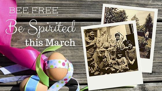 Be Spirited in March!
