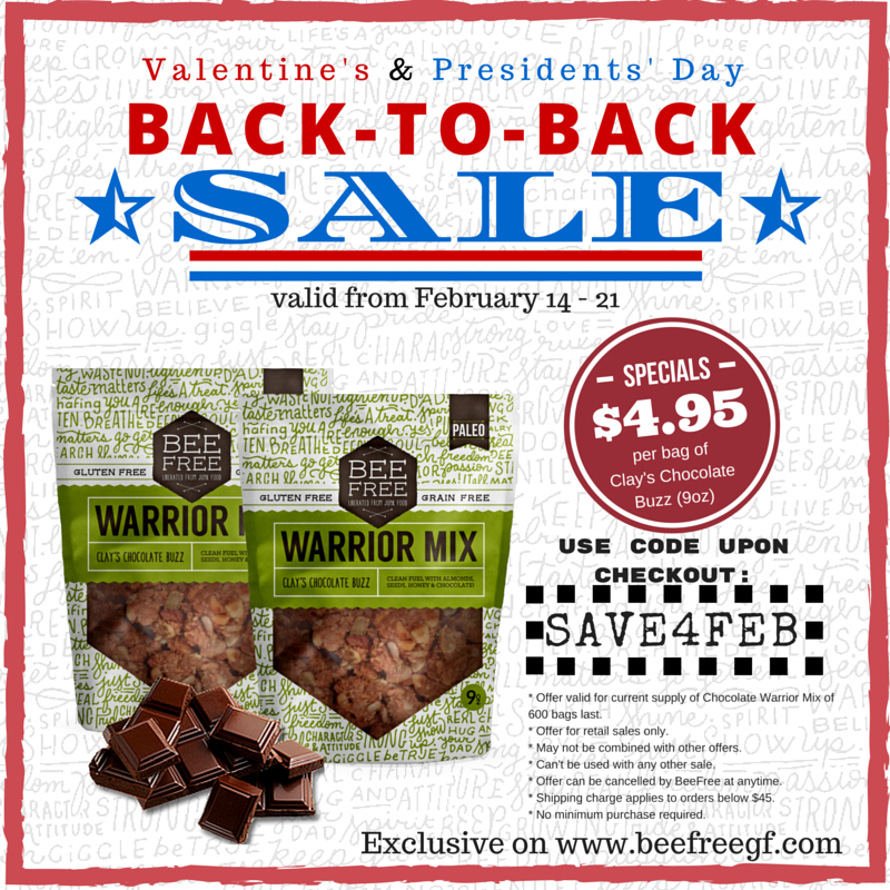 FEBRUARY BACK-TO-BACK SALE