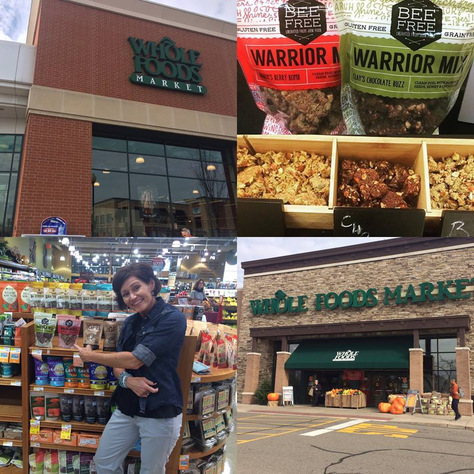 BeeFree at Whole Foods Market