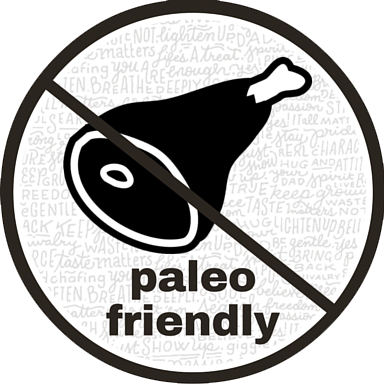 paleo-friendly label