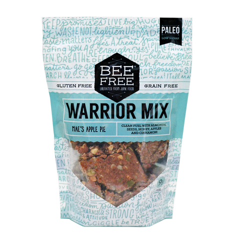 BeeFree Gluten-Free Bakery Mae's Apple Pie WARRIOR MIX (9oz)
