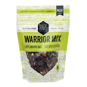 BeeFree Gluten-Free Bakery [SALE] Clay's Chocolate Buzz WARRIOR MIX (9oz)