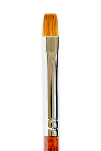 Flat Kolinsky Brush #08