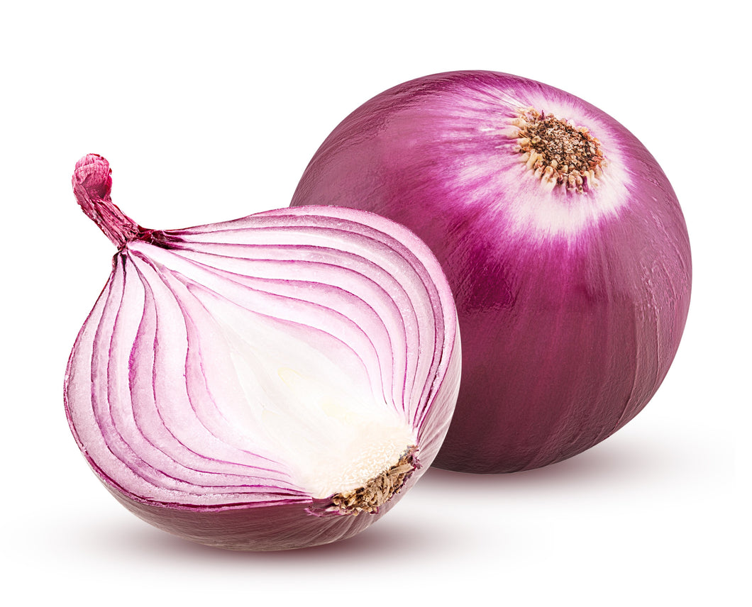 1000 Red Burgundy Onion