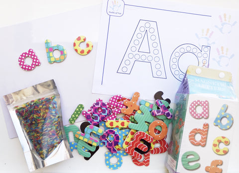 Little Letters Pack