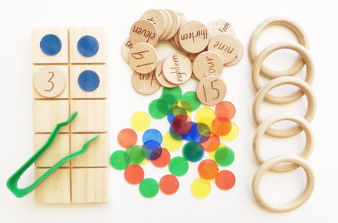 Little Counters Pack with NumberDots