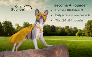 Pre Order Dog Food- Founders Club