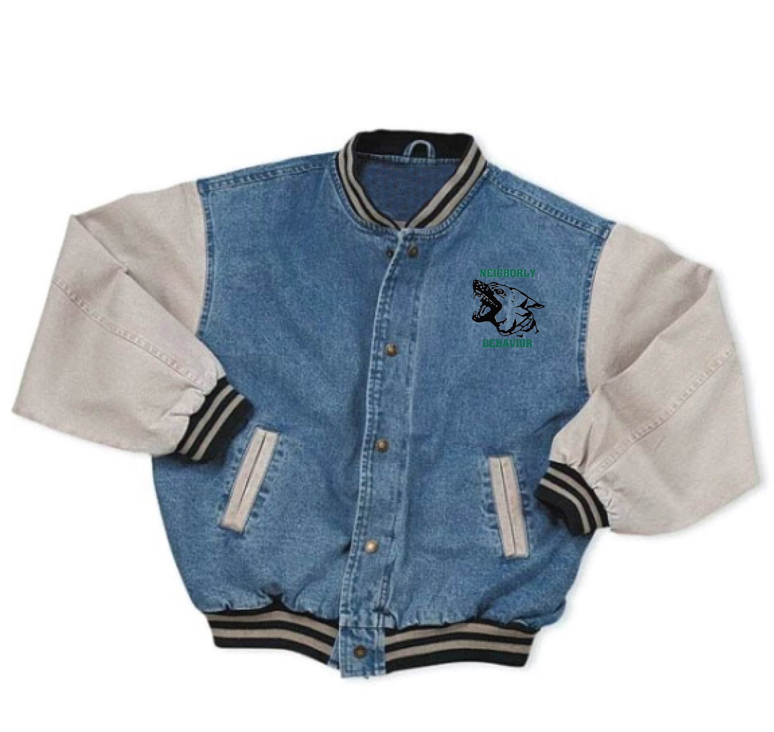NB LETTERMAN JACKET