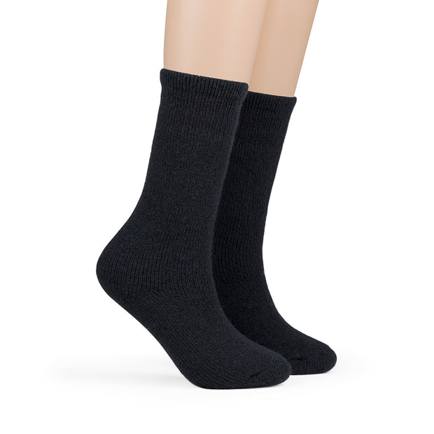 Women's Thermal Wool Socks (Style 1241C-01) - 3 Pack
