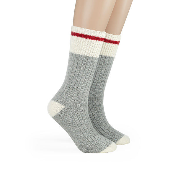 Women's Kodiak Crew Socks (Style 1845) - 2 Pack
