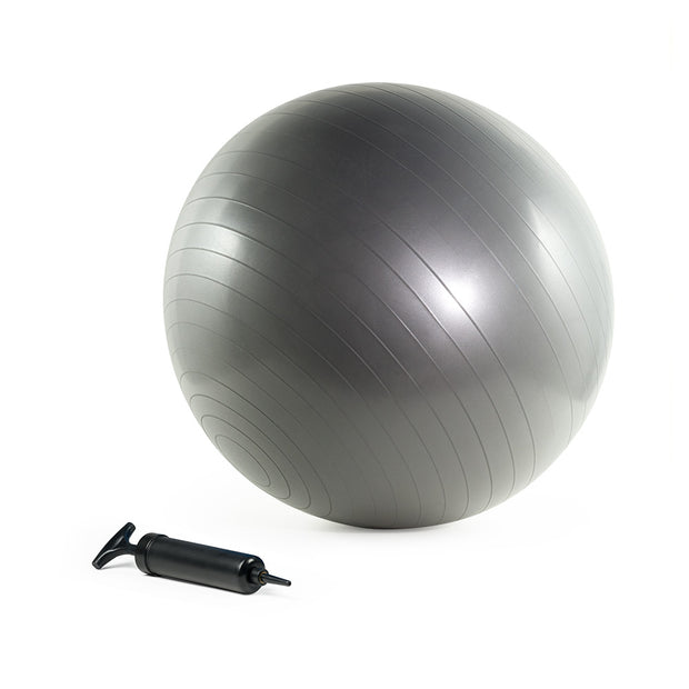 55cm Burst-Resistant Exercise Ball with Pump