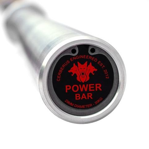 Гриф для пауэрлифтинга CERBERUS Power Bar