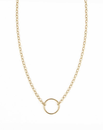 Collar Circly Lovers Chain - SLOW republic