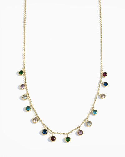 Collar Colorful Dots - SLOW republic