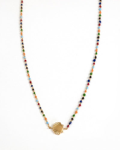 Collar Colorful Shell - SLOW republic