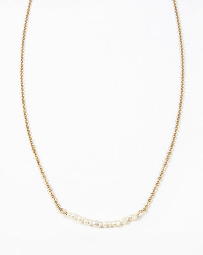 Collar Pearl Path - SLOW republic