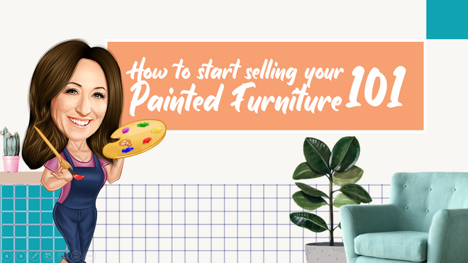 How to Sell Your Painted Furniture 101 - JJ Bean Designs
