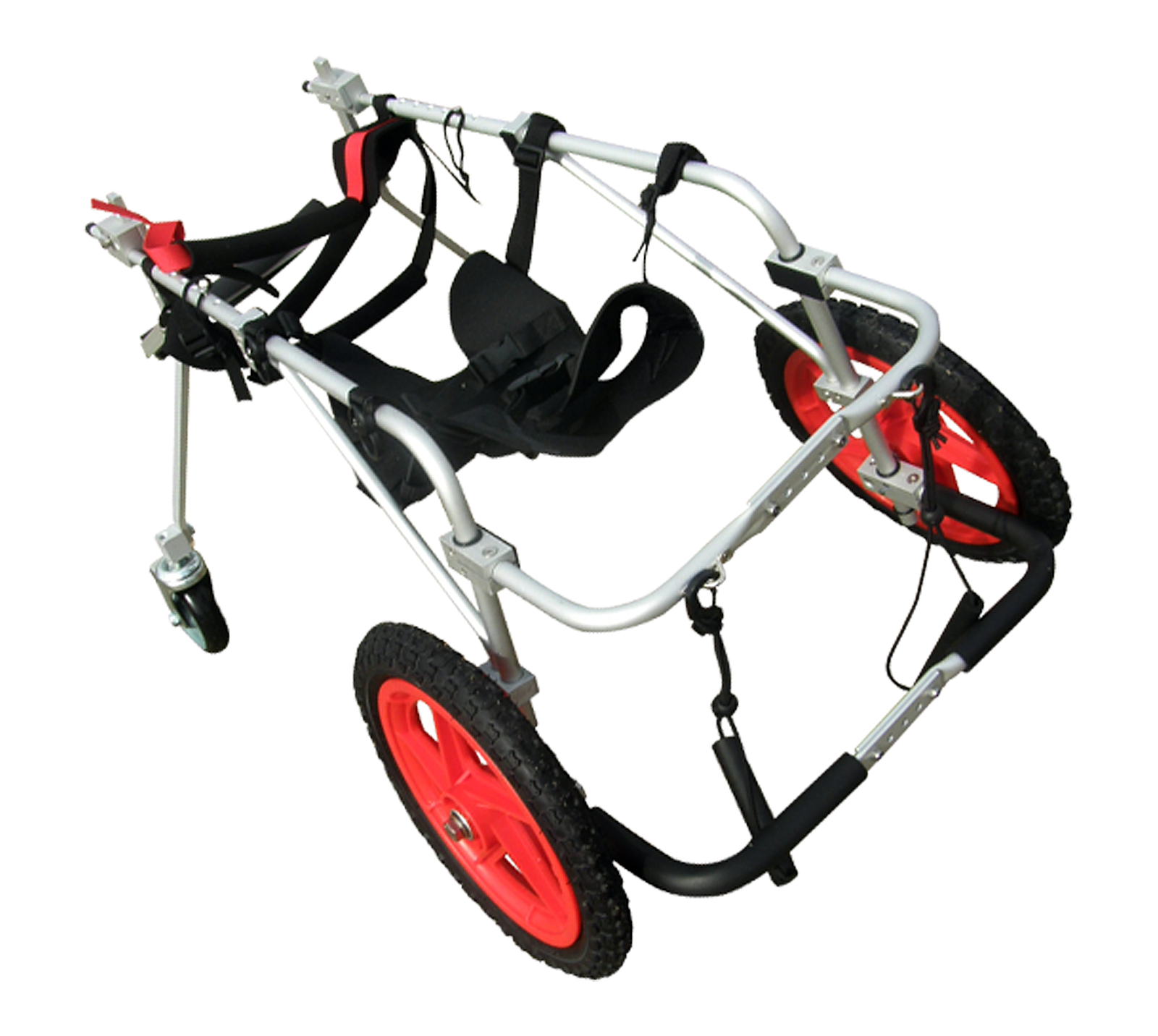 Full / Quad Support Dog Wheelchair - LARGE - (20-27