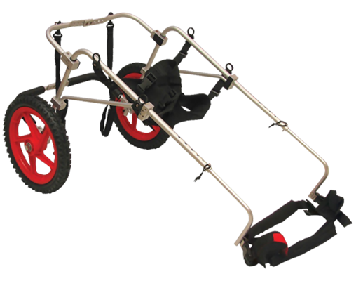 "Dog Wheelchair for Back Legs - LARGE - (20-26"" Tall)"