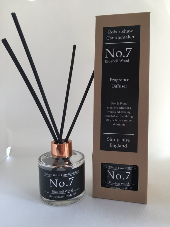 Diffuser No.7 Bluebell Wood