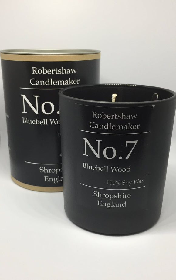 Candle No.7 Bluebell Wood