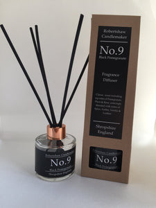 Diffuser No.9 Black Pomegranate