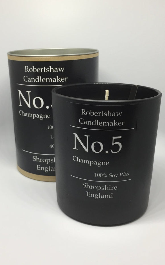 Candle No.5 Champagne