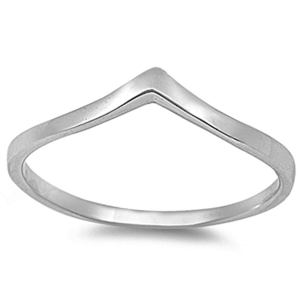 Solid New Design Fashion 925 Sterling Silver Ring - Nine Twenty Five Silver