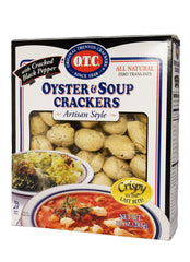 OTC Oyster Crackers - Black Pepper :: 10oz Box
