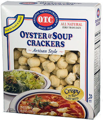 Mini OTC Oyster Crackers :: 10oz Box