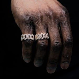 Cuban Ring-for men-The Chic Women