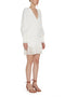 WHITE CLOTILDE MINI DRESS
