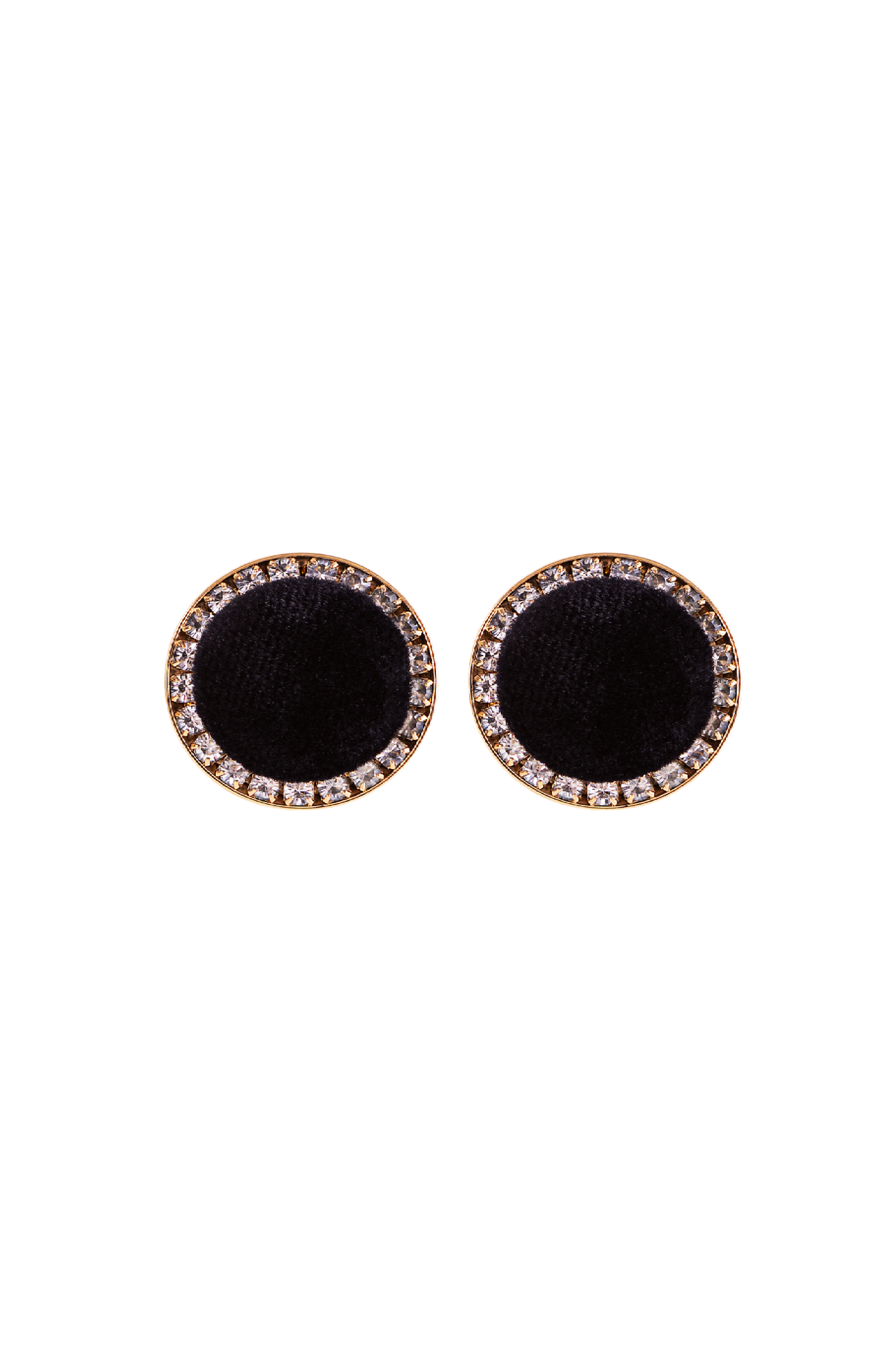 VU' Stud Earrings