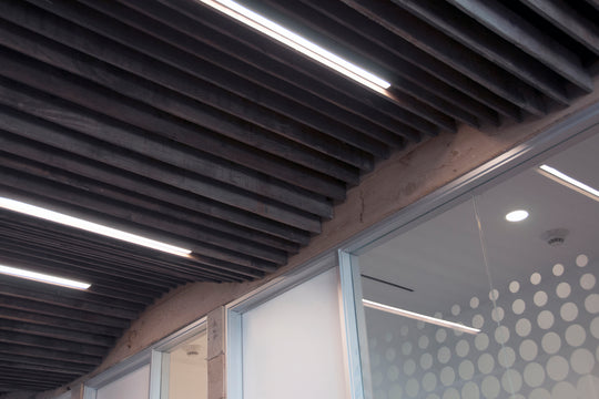 Criteo Creative Office Ceiling
