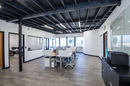 Pink Dolphin Creative Offices - Van Nuys