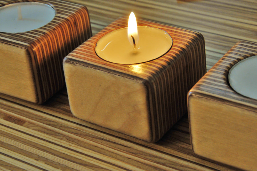 Set of Tealight (Candle) Holders